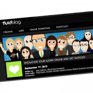 Fluid Blog